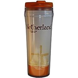 Diseño de café de Starbucks vaso de Países Bajos