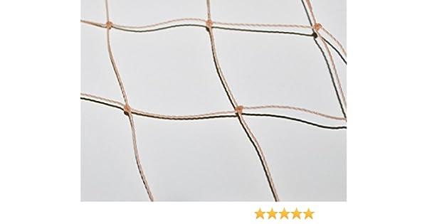 H/öhe: 1,60 m Meterware Masche 5 cm Gefl/ügelnetz Gefl/ügelzaun Weidezaun oliv gr/ün St/ärke: 1,2 mm