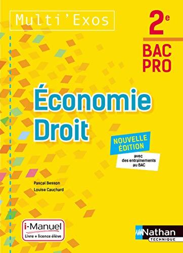 Economie-Droit 2e Bac Pro Tertiaires