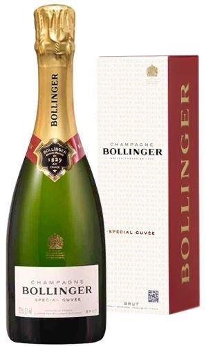 Bollinger 1/2's Champagne, 116.67 cl