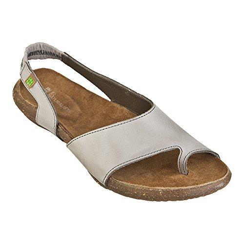 El Naturalista ND74 Sandalettes Pour Femme sportif Boden Gris - Gris