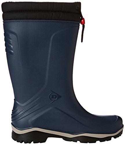 Dunlop 45 LRS Erwachsene Schwarz Gummistiefel K454061 GEV Blau Unisex Halbschaft BLIZZ BLAUW Xq7r6Xw0xU
