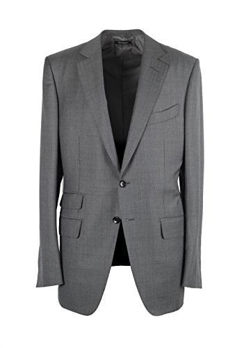 CL - TOM FORD O'Connor Gray Suit Size 50L / 40L U.S. Wool Fit Y