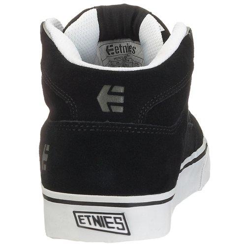 Etnies RVM, Chaussures de skate homme noir/blanc