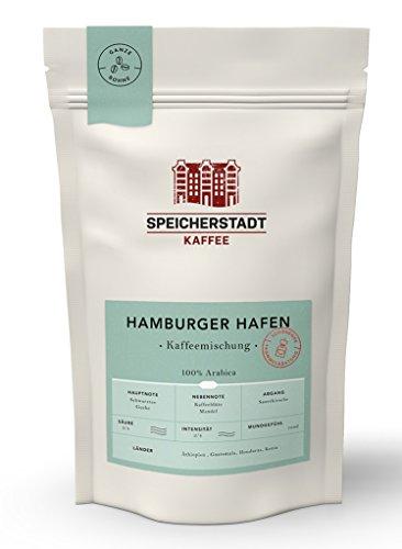 Speicherstadt - Hamburger Hafenmischung Röstkaffee - 250g