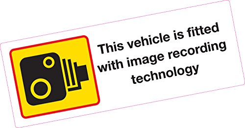 Image d'enregistrement véhicule Autocollant Grande Couleur Imprimé en vinyle Ambulance Taxi van Bus