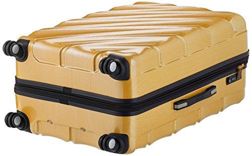 Shaik 7203113 Trolley Koffer, Gr.XL, gelb - 4