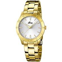 87dbbcdc1f99 Lotus 18140 1 Trendy- Reloj de cuarzo para mujer con correa de acero