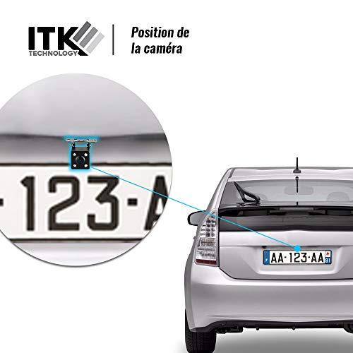 D'immatriculation Plaque Sur Support Radars De Recul Caméraamp; kuTwOXiPZ