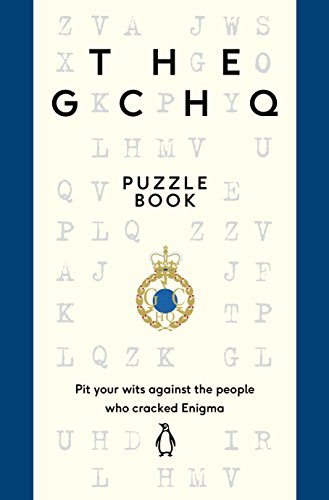 The GCHQ Puzzle Book Cover Image