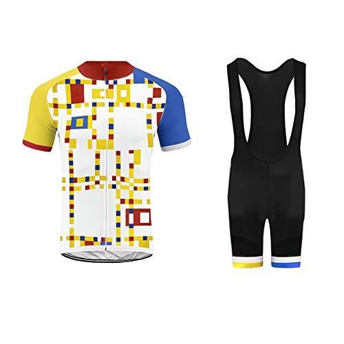 Uglyfrog Maillots de Ciclismo Hombres Camiseta Ciclismo Culotes Ciclismo Jersey Ciclismo Hombre...