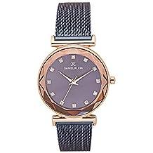 (Renewed) Daniel Klein Analog Blue Dial Women's Watch - DK11404-4