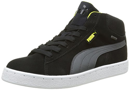 Puma Unisex-Kinder 1948 Mid GTX Jr High-Top, Schwarz Black-Dark Shadow 05, 39 EU