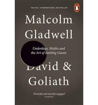 [(DAVID & GOLIATH)] [ By (author) Malcolm Gladwell ] [June, 2014]