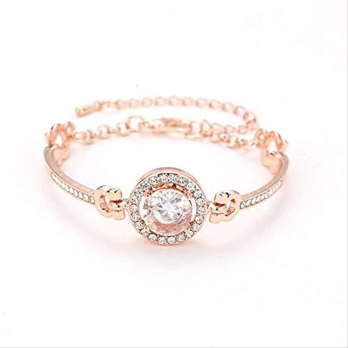 dykee Fashion Accessories, Women's Bracelets, Simple Temperament Noble Glitter Ing-Slip Bracelet Glitter Slip