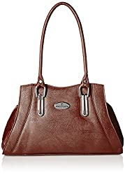 Fantosy Women's handbag (Brown, FNB-494)