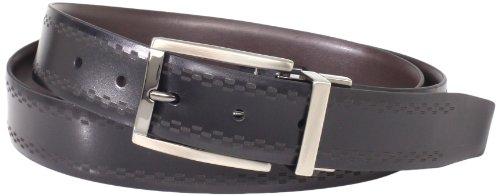 Van Heusen Men's Men's Non Stitch Leather Reversible Belt