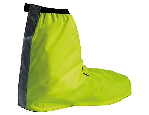 Vaude Unisex Überschuh Bike Gaiter, Neon Yellow, 36-39, 1279 (Bike-shorts Damen)