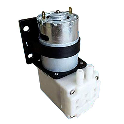 fvakuumpumpe Mini Membranluftpumpe Micro Mini Luftpumpenvakuum ()