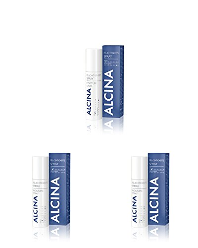 Alcina Feuchtigkeits Spray 3x100ml