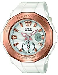 Casio Baby-G – Damen-Armbanduhr mit Analog/Digital-Display und Resin-Armband – BGA-220G-7AER