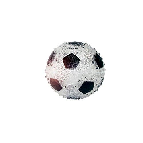 p Sports Ball Hundespielzeug Fußball, 7,6cm ()
