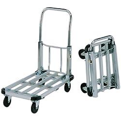 Maurer 11090210 - Carretilla Maurer Aluminio Con Plataforma