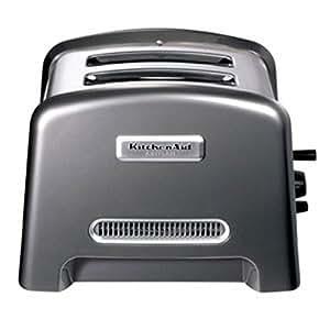 kitchenaid 5ktt780epm 2 scheiben toaster pro metallic. Black Bedroom Furniture Sets. Home Design Ideas