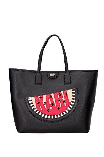 sacs-de-shopping-karl-lagerfeld-femme-noir-rouge-rose-nude-et-blanc-61kw3055black-noir-17x29x32-cm