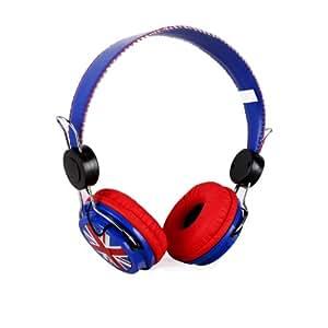 Casque audio filaire DJ London-Casque, écouteur