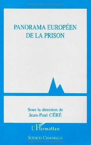 Panorama europeen de la prison
