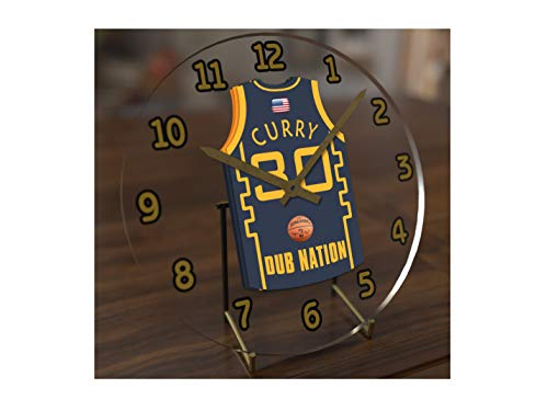 Steph Gitarrengurt (Curry Golden State Warriors NBA Basketball Jersey Uhr ? Sporting Legends Limited Edition -