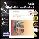 Bach: the Six Unaccompanied Ce