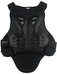 Kry ciclismo esquí equitación Skateboarding pecho chaleco protector de espalda Lumbar anti-fall Gear chaqueta de Moto Motocross Protector de cuerpo chaleco