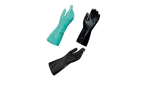 Mapa 492/Ultranitril chemischen Schutz Handschuhe