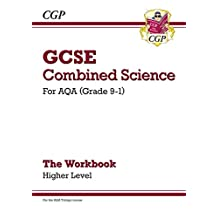 ‏‪New Grade 9-1 GCSE Combined Science: AQA Workbook - Higher‬‏