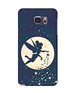 Pick Pattern Back Cover for Samsung Galaxy Note5 (MATTE)