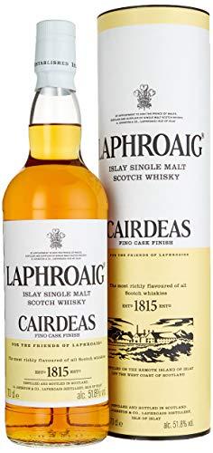 Laphroaig Cairdeas Fino Single Malt Whisky (1 x 0.7 L)