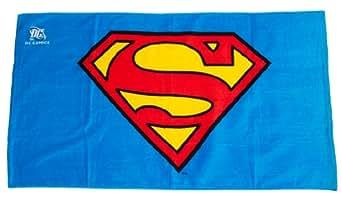 Superman DC Comics Logo Serviette de plage