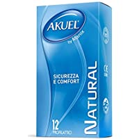 AKUEL Natur 12 Stück Kondome Kondome für Männer Kondom preisvergleich bei billige-tabletten.eu