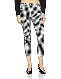 f1223daea92 Honey by Pantaloons Women s Trousers Online  Buy Honey by Pantaloons ...