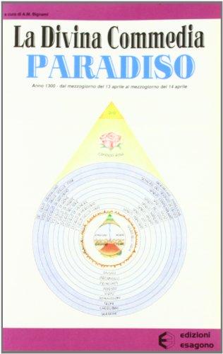 Divina Commedia. Paradiso. Riassunto: 3