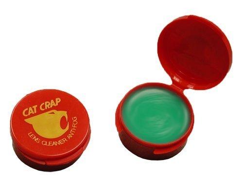 EK Ekcessories 10003P-AM Cat Crap Anti-Fog Lens Cleaner and Paste - 1/2 oz. by EK Ekcessories