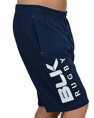 Blk Herren Sweat Shorts Bekleidung Freizeit, Marine, 128 - 128 Rugby