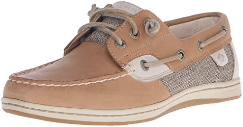 Sperry Wouomo, Songfish Slip on Boat scarpe Linen Linen Linen Oat 6 S | Il Nuovo Prodotto  56c2cd
