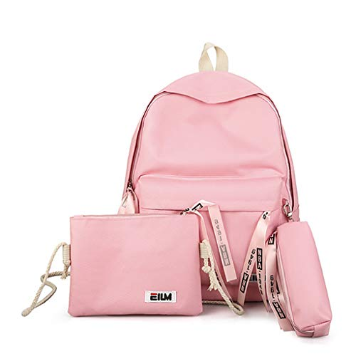 Hffan Damen Rucksack Studenten Backpack Laptop College Schulrucksack Reiseeucksack Frauen Rucksack Rucksack für Mädchen Schultasche Casual Daypack Schulrucksäcke Tasche Schulranzen