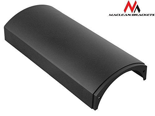 Maclean MC-514 B Kabelkanal LED LCD TV Plasma Kabel Organizer 82/175mm schwarz
