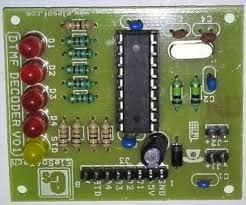 DTMF Decoder Module