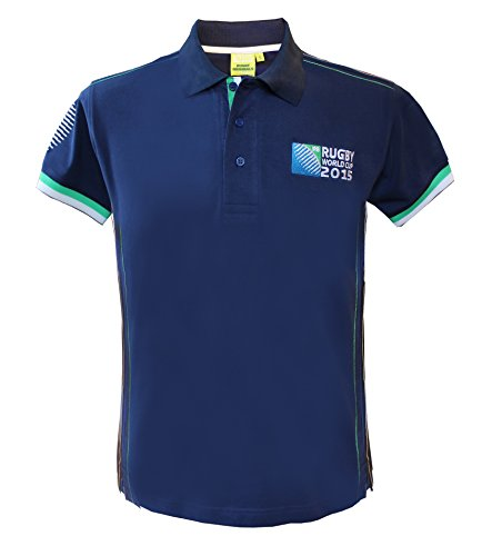 Polo Coupe du Monde de Rugby IRB 2015 - Collection officielle - Taille adulte homme