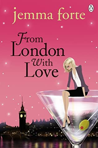 book cover of From London with Love